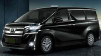 Private Departure Transfer :  Central Tokyo City to Haneda Airport Private Car Transfers