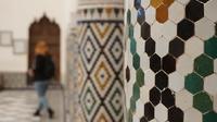 Marrakech Medina Walking Tour Including Bahia Palace and the Photography Museum