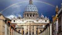 VATICAN INCLUDED SISTINE CHAPEL AND SAINT PETERS GUIDED TOUR