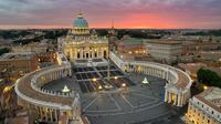 Vatican, Saint Peters basilica, Sistine Chapel  SKIP THE LINE TICKETS