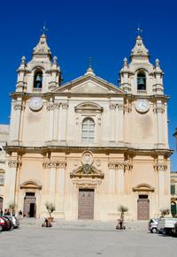 Malta Sightseeing Tour: Mdina, Mosta Dome and Ta Qali Crafts Village