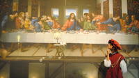 LAST SUPPER: LEONARDO, NICE TO MEET YOU-CHEERS