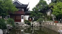 Afternoon Tour in Shanghai including Yuyuan Garden and Huangpu River Cruise