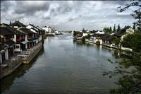 All inclusive Private Day Trip to Zhujiajiao Ancient Water Village plus Tianzifang and Tea Ceremony