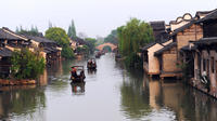 Ancient China Wuzhen Water Town Day Tour from Hangzhou