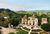 Kaiping Watchtowers, Li Garden, and Chikan Old Town Day Trip from Guangzhou