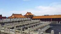 Tianjin Cruise Port Transfer to Beijing Hotels with Forbidden City and Tiananmen Square Sightseeing Private Car Transfers