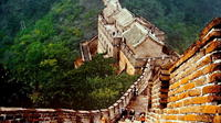 Tianjin Port Arrival Transfer to Beijing including Mutianyu Great Wall Sightseeing