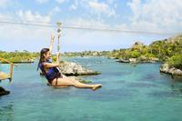 Xel-H All-Inclusive Day Trip from Playa del Carmen