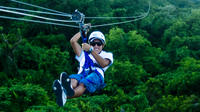 Zipline Eco-Adventure at Scape Park Cap Cana