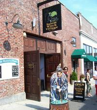 Salem Combo: Wax Museum and Witch Village
