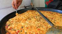 Full-Day Small-Group Paella Cooking Class in Mallorca