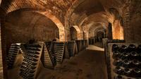 Underground Cathedrals and Gourmet Restaurant