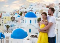 Santorini Romantic Couples Package - Deluxe Edition