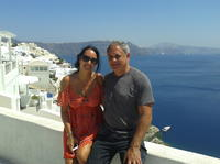 Private Tour: Santorini Sightseeing with Photo Stops on the Fira to Oia Hiking Trail