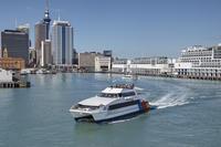 Auckland Harbour Sightseeing Cruise with Round-Trip Devonport Ferry Ticket