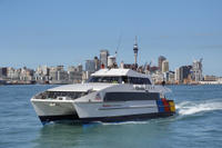 Auckland Harbour Sightseeing Cruise with Round-Trip Devonport Ferry Ticket