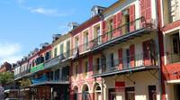 New Orleans Food Walking Tour on Oak Street