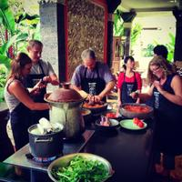 Bali Cooking Class with Private Transfer