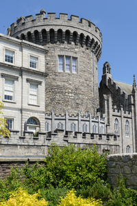 See famous sights such as Dublin Castle on your duck tour!*