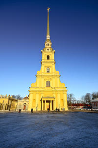 St Petersburg Shore Excursion: 2-Day City Highlights and Pushkin Private Tour
