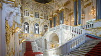 St Petersburg Shore Excursion: Private Hermitage Museum and Treasure Gallery Tour