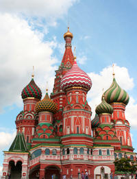 St Petersburg Shore Excursion: Private Moscow Day Trip Including Flight and Train