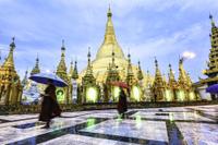 Shwedagon Pagoda Walking Tour