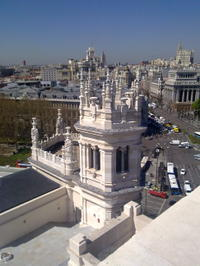Rooftop Walking Tour of Madrid