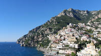 Amalfi Coast day tours from Sorrento to: Positano, Amalfi and Ravello