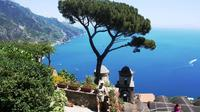 Day tour from Rome Hotel to the Amalfi coast, and back to Rome by Minivan