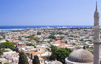Visit the Old City of Rhodes with this Independent Tour from Bodrum *