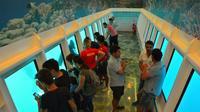 Semisubmarine Under Water Safari