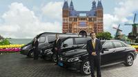 Private taxi Transfer Airport Amsterdam to Amsterdam 16 person Mini Bus Private Car Transfers