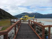 Juneau Shore Excursion: Helicopter and Airboat Tour of Taku Glacier