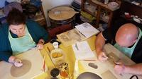 Semi-Private: Trastevere Walk With Pottery Class