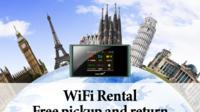 4G LTE Pocket WiFi Rental, Internet Connection in Rome -pick up at LAX