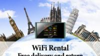 WiFi Rental in Italy  - Free delivery and return anywhere in the US