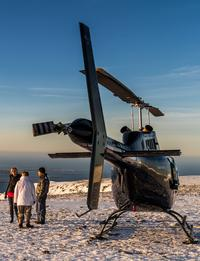 Mountain Helicopter Tour with Summit Landing from Reykjavik