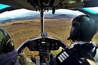 Reykjavik Helicopter Flight: Reykjanes Peninsula and Volcanic Landscapes