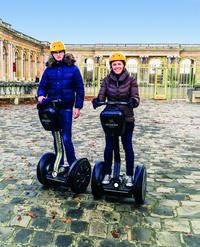 Versailles Gardens Segway Tour
