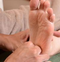 Reflexology Foot Massage in Taipei