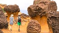 Small-Group Tour of Yehliu Geopark and Sculpture Art on Northern Coast of Taiwan