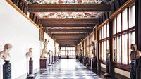 Guided tour of the Uffizi Gallery - SMALL GROUP