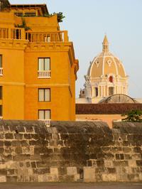 Cartagena City Sightseeing and Walking Tour