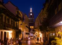 Cartagena Horse and Carriage Night Ride Including Dinner