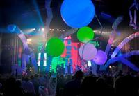 Blue Man Group Show at Universal Orlando Resort