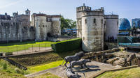 London Super Saver: Royal Walking Tour Including Tower of London and Changing of the Guard plus London Highlights with Afternoon Tea