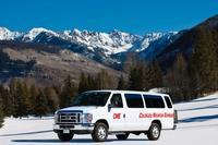 Shared Arrival Transfer: Denver Airport to Colorado Ski Resorts Private Car Transfers