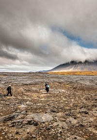 Iceland Volcanic & Ice Cave Expedition from Akureyri